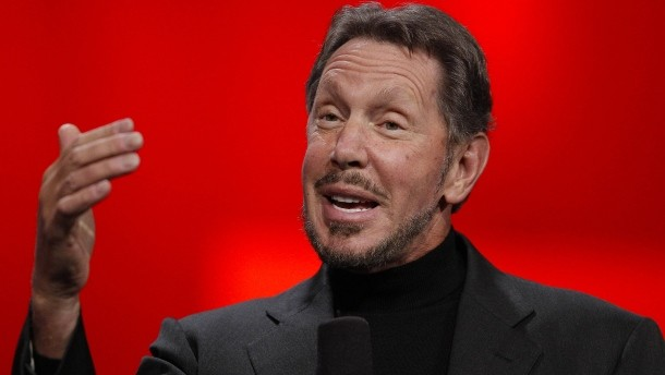 Oracle's Larry Ellison joins Tesla's board