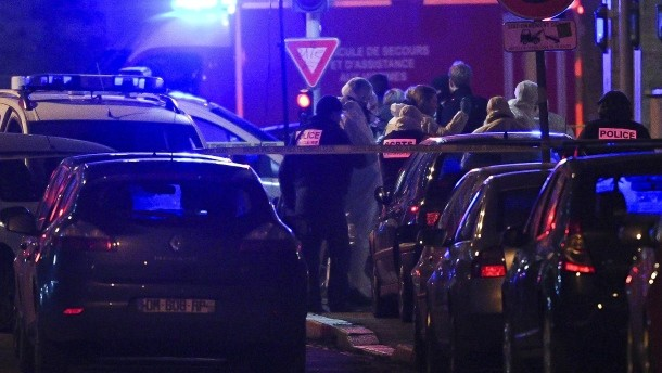 French Authorities Have Killed Christmas Market Shooter