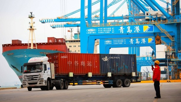China's exports see highest decline since 2017