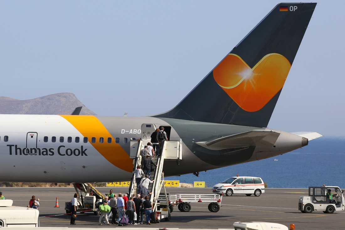 UK brings travellers home as Thomas Cook bosses criticised
