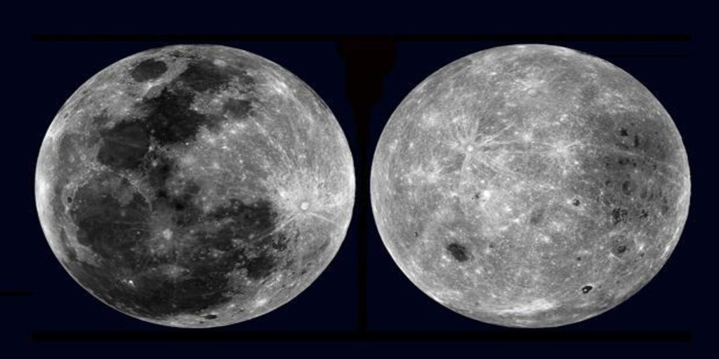 A new explanation for the far side of the Moon's unusual asymmetry