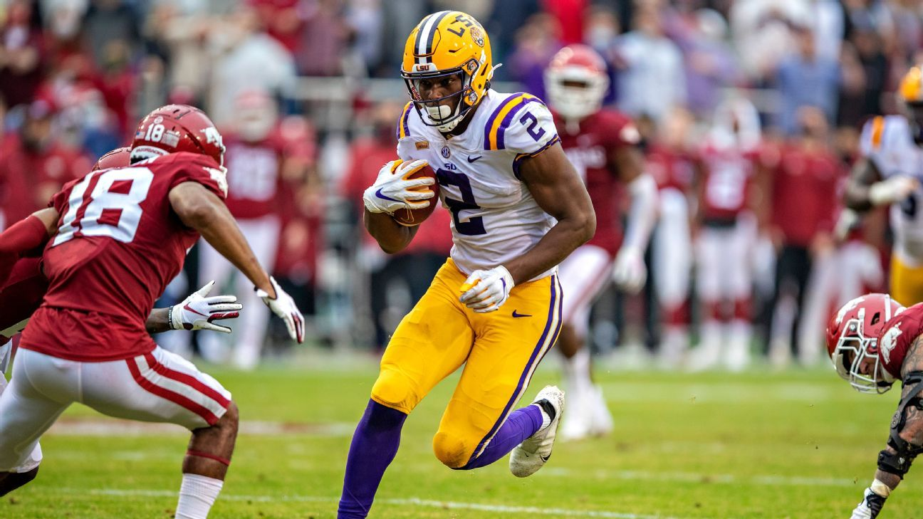 Ex-LSU tight end Arik Gilbert announces he's transferring to Florida