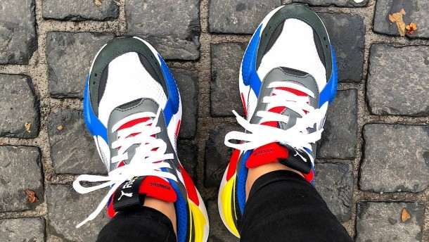 13d837a1feee Puma RS X Toys  Back to Childhood