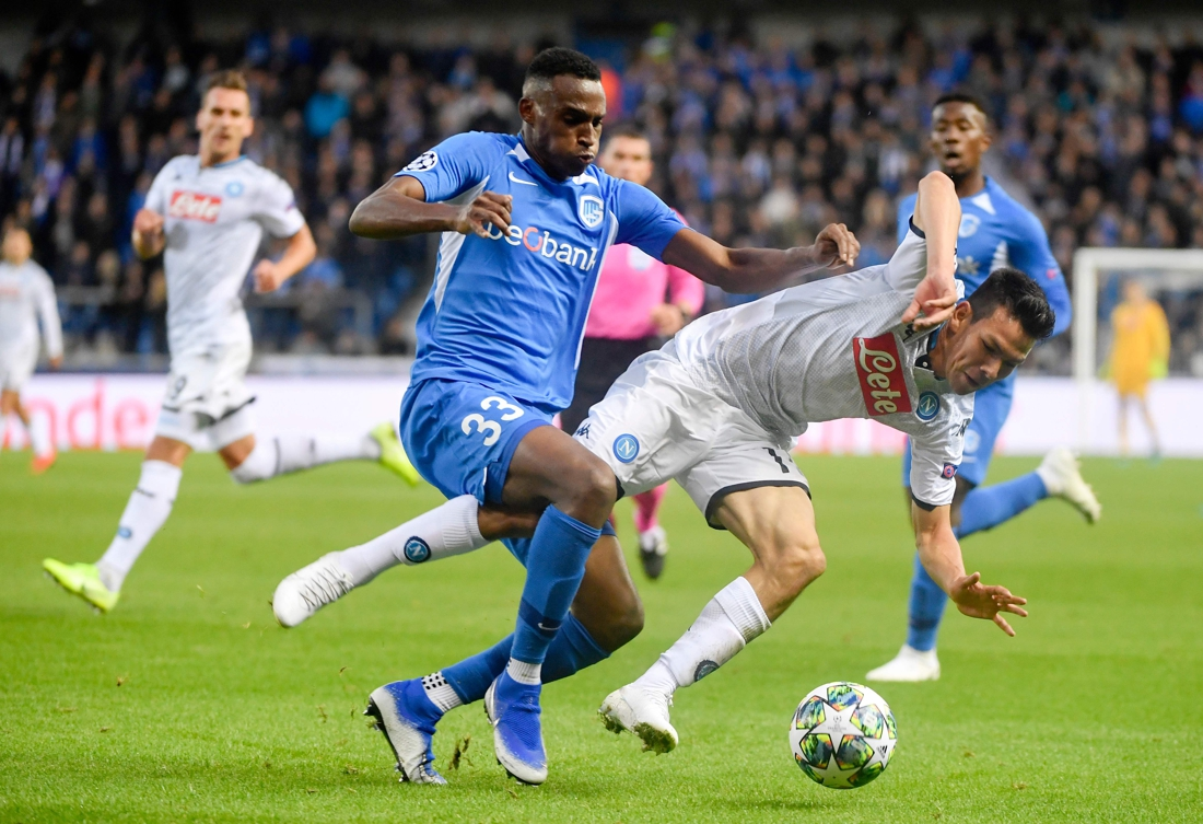 Krc Genk Have Stated By Far The Youngest Team In The Champions League Final Club Brugge Are Just Outside The Top Ten News Wire Fax