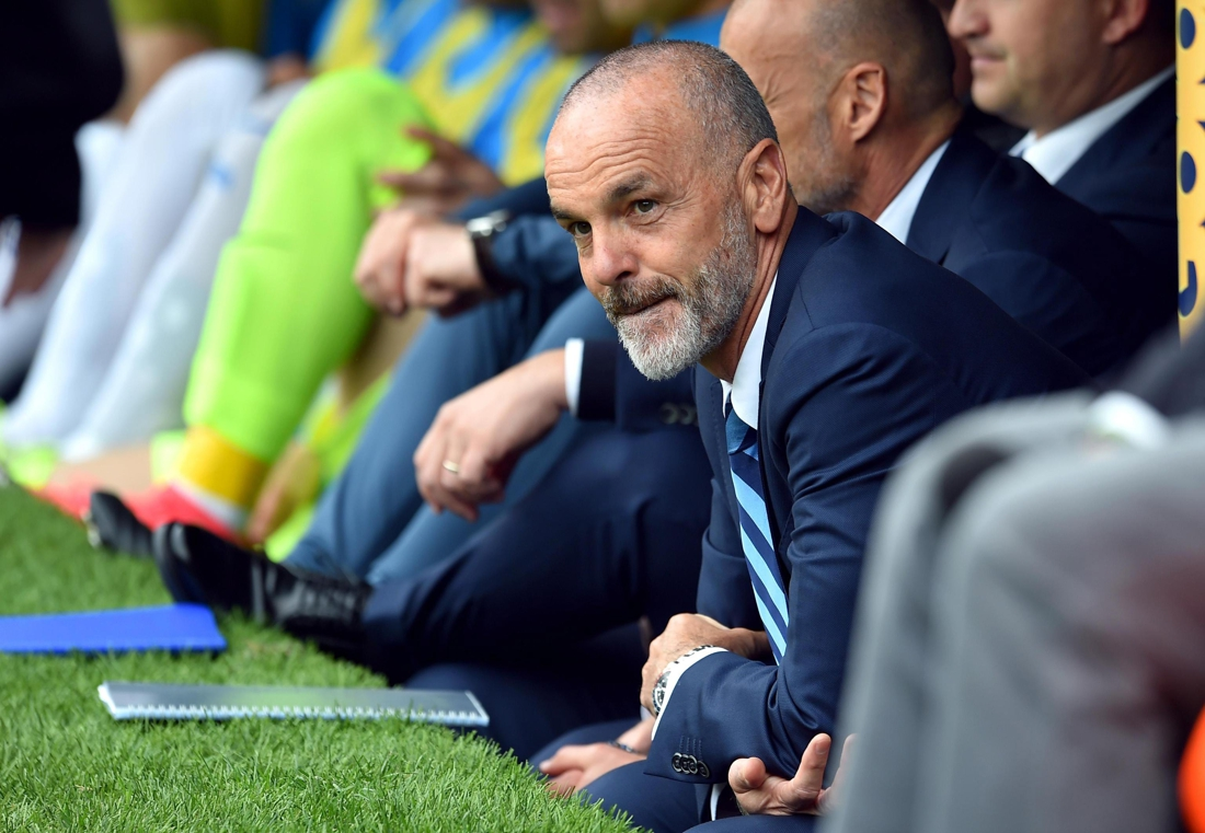 With Ac Milan Confirming Stefano Pioli As New Coach But The Fans Want Him Out News Wire Fax