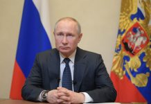 Vladimir Putin signed instructions following the address to the citizens