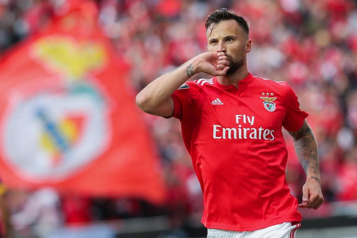 Motivated National Team Striker Now Seferovic Is Finally Fit And Wants To Attack News Wire Fax